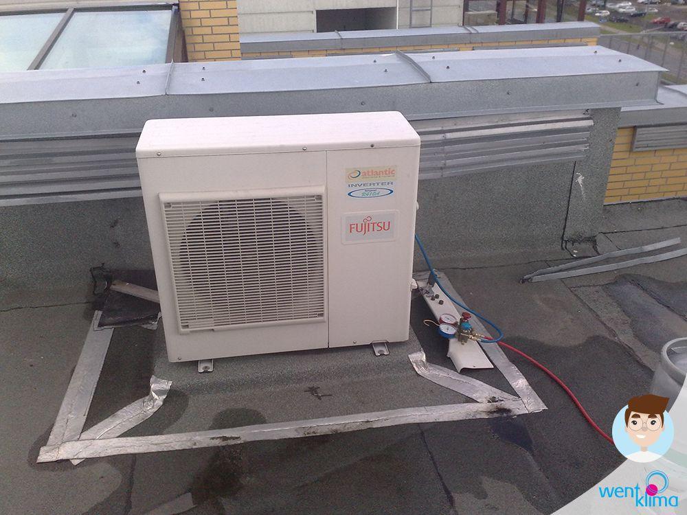 system klimatyzacji warszawa
