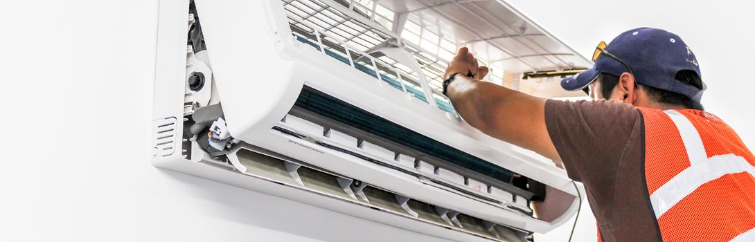 montaż klimatyzacji w mieszkaniu - domu